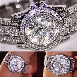 Accessories - 🌟 The Ultimate Bling Watch